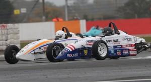 Close racing at Silverstone (Jakob Ebrey Photograohy)