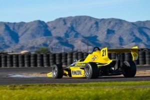 The Bondurant Racing School Formula Mazda cars were a blast to drive. Photo courtesy of Ignite Media.