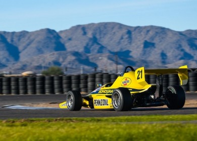 The Bondurant Racing School Formula Mazda cars were a blast to drive. Photo courtesy of Ignite Media.