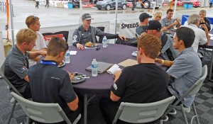 The Team USA selection process at Mid-Ohio provided a great opportunity to meet people