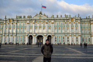 The Hermitage Museum, Palace Square, St. Petersburg