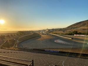 Sonoma Raceway. Wow, what a race track!