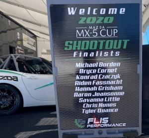 Big thanks to Mazda for making dreams come true    (Al Arena - Ignite Media).