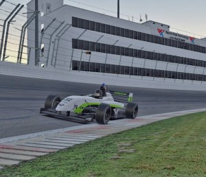 The Pro Mazda car on iRacing provided a new challenge.