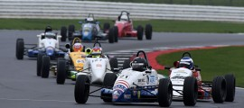 Formula Ford Racing at its best (Jeff Bloxham photo).