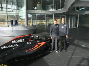 Visiting the McLaren Technology Centre. Amazing!