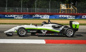 My Cape Motorsports Tatuus USF-17 (Road to Indy).