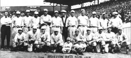 The Boston Red Sox.