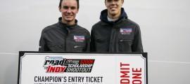 Kirkwood (left) and Askew travel next to California (Photo courtesy of Jack Mitchell/JAM Motorsport Photography).