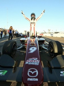 Winning first time out at St. Pete.